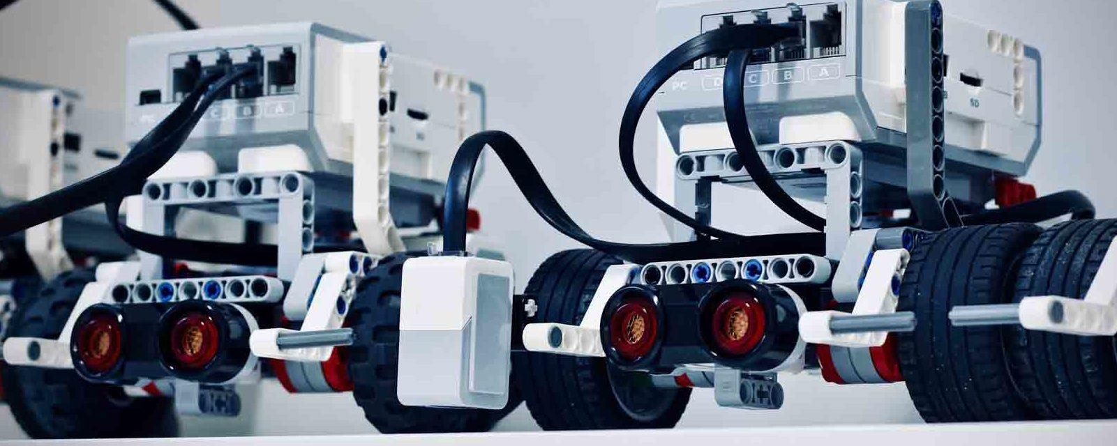 Курс по роботика с Лего Mindstorms