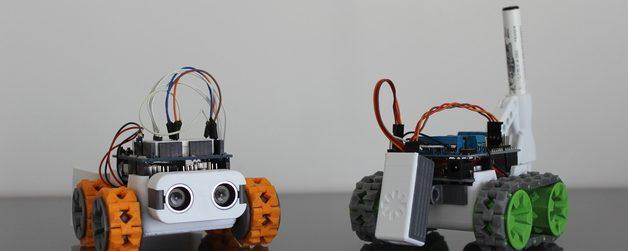 """Клас """"Роботика, програмиране и 3Д принтиране"""" сутрин/следобед"""